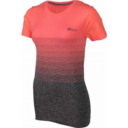 Koszulka fitness damska - Fitforce ROXA - 2