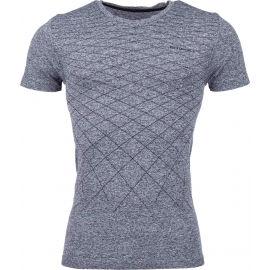 Arcore GREY - Tricou fără cusături bărbați