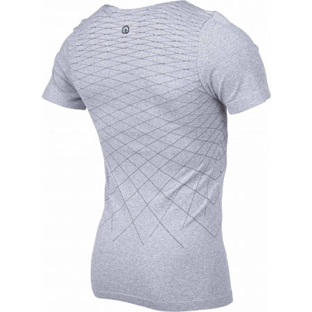 Tricou fără cusături bărbați - Arcore GREY - 3