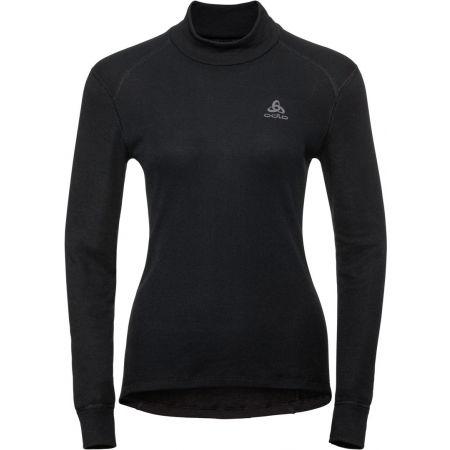 Odlo SUW WOMEN'S TOP L/S TURTLE NECK ACTIVE WARM - Dámské tričko