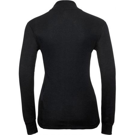 Dámské tričko - Odlo BL TOP TURTLE NECK L/S ACTIVE WARM - 2