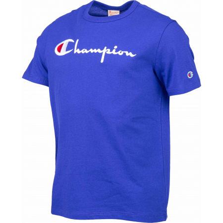 Pánske tričko - Champion CREWNECK T-SHIRT - 2