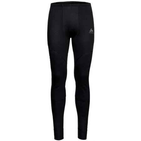 Pánske nohavice - Odlo BL BOTTOM LONG ACTIVE X-WARM - 1