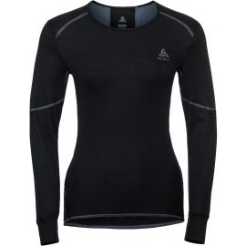 Odlo SUW WOMEN'S TOP L/S CREW NECK ACTIVE X-WARM - Dámské tričko