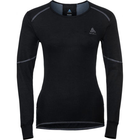 Odlo BL TOP CREW NECK L/S ACTIVE X-WARM - Women's T-shirt