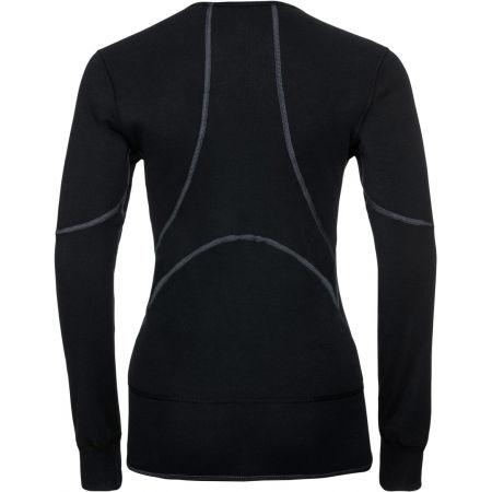 Dámske tričko - Odlo BL TOP CREW NECK L/S ACTIVE X-WARM - 2