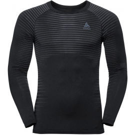 Odlo BL TOP CREW NECK L/S PERFORMANCE LIGHT - Tricou mânecă lungă bărbați