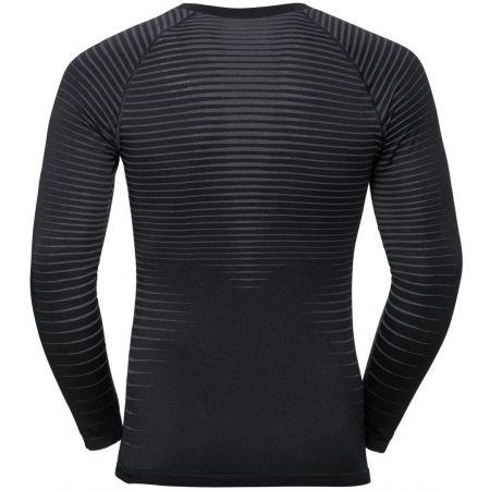 Pánske tričko s dlhým rukávom - Odlo BL TOP CREW NECK L/S PERFORMANCE LIGHT - 2