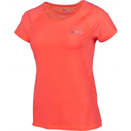 Dámske fitness tričko - Fitforce JULIET - 2