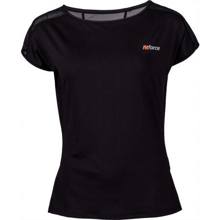 Fitforce CLAVI - Dámske fitness tričko