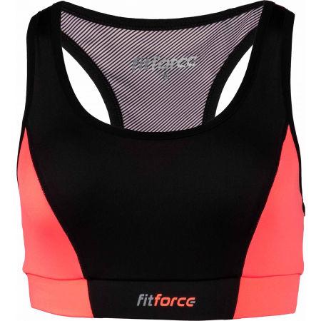 Дамско фитнес бюстие - Fitforce PIRA - 1