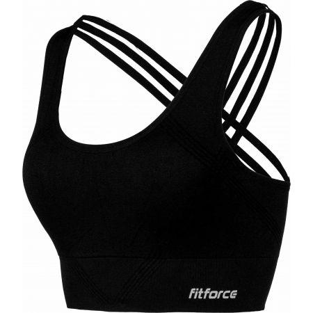 Дамско безшевно фитнес бюстие - Fitforce GEMA - 2