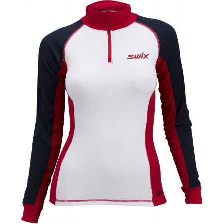 Women's long-sleeved T-shirt - Swix RACE X - 1