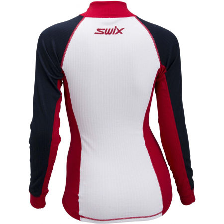 Women's long-sleeved T-shirt - Swix RACE X - 2