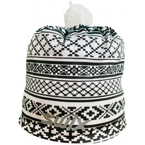 Swix MYRENE bílá  - Designová sportovní čepice