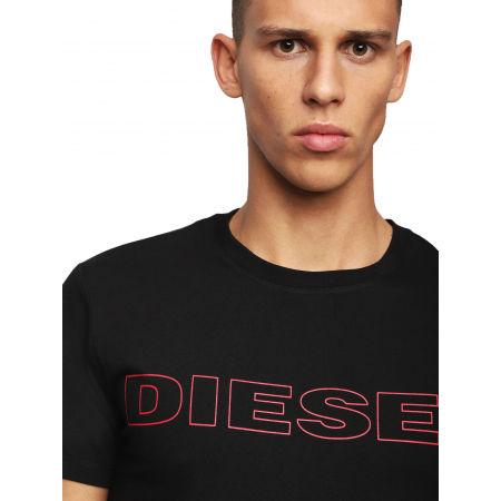 Pánské tričko - Diesel UMLT-JAKE MAGLIETTA - 3