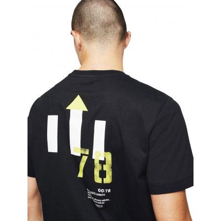 Pánské tričko - Diesel JUST-B MAGLIETTA - 4