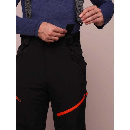 Pánske lyžiarske nohavice - Loap FABIR - 8