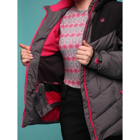 Women's skiing jacket - Loap OTIFA - 16