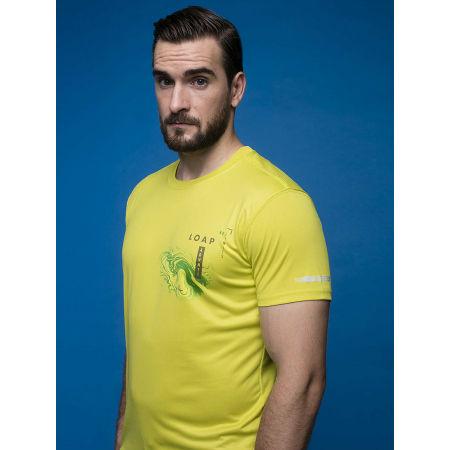 Pánske funkčné tričko - Loap MALTY - 3