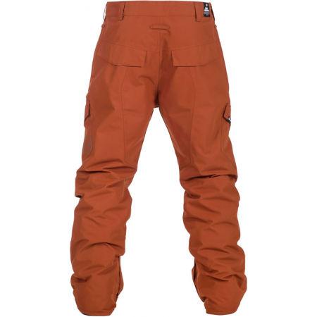 Férfi sí/snowboard nadrág - Horsefeathers BARS PANTS - 2