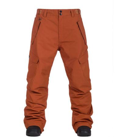 Férfi sí/snowboard nadrág - Horsefeathers BARS PANTS - 1