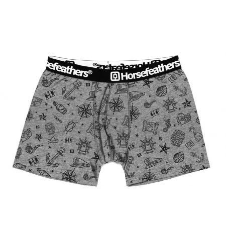 Boxeri pentru bărbați - Horsefeathers SIDNEY BOXER SHORTS