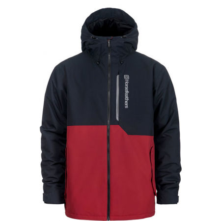Pánska lyžiarska/snowboardová bunda - Horsefeathers WRIGHT JACKET - 1