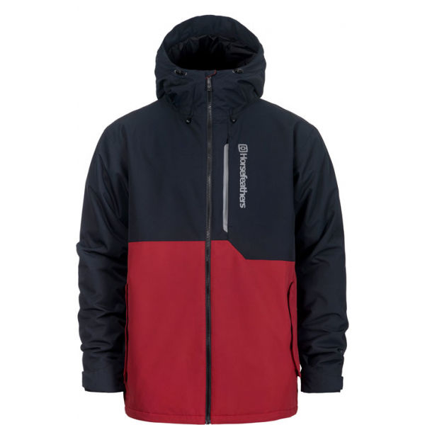 Horsefeathers WRIGHT JACKET - Pánska lyžiarska/snowboardová bunda