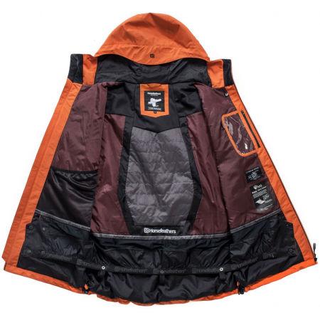 Men's ski/snowboard jacket - Horsefeathers HALEN TYLER JACKET - 3
