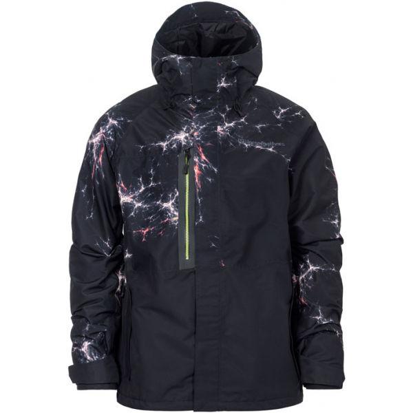 Horsefeathers BARKELL JACKET - Pánska lyžiarska/snowboardová bunda