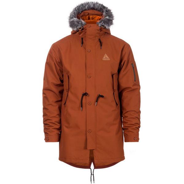 Horsefeathers GRIFFEN JACKET - Pánska zimná bunda