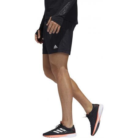 Pánske bežecké šortky - adidas RUN IT SHORT PB - 5