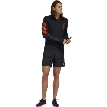 Pánske bežecké šortky - adidas RUN IT SHORT PB - 4