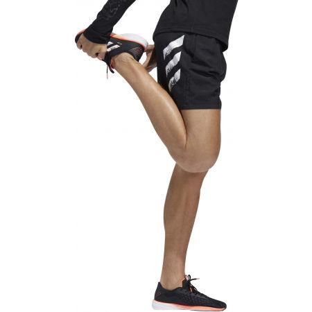 Pánske bežecké šortky - adidas RUN IT SHORT PB - 6