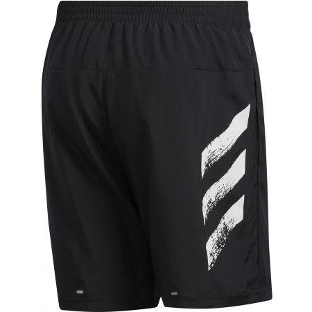 Pánske bežecké šortky - adidas RUN IT SHORT PB - 2
