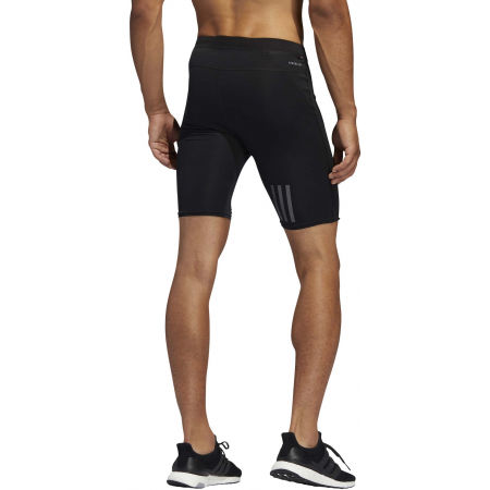 Men's running tights - adidas OTR SHORT TGT - 5