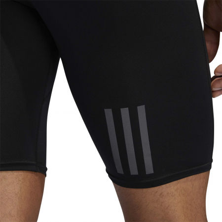 Men's running tights - adidas OTR SHORT TGT - 8