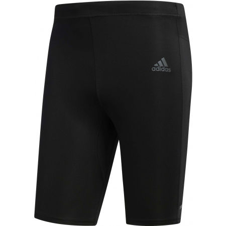 Men's running tights - adidas OTR SHORT TGT - 1