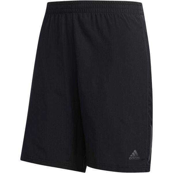 adidas OWN THE RUN 2N1 černá M - Pánské běžecké šortky