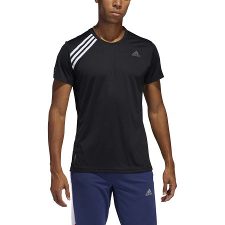 Men's running T-shirt - adidas OWN THE RUN TEE - 3