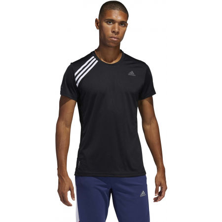 Men's running T-shirt - adidas OWN THE RUN TEE - 4