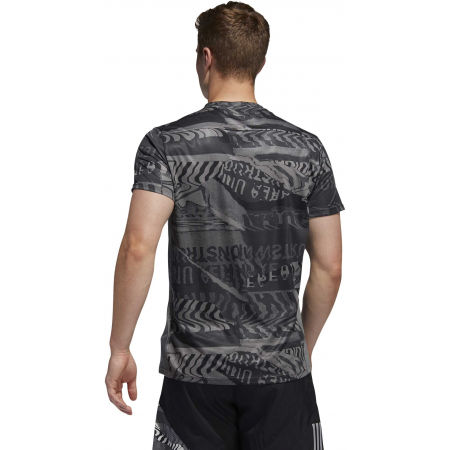 Men's running T-shirt - adidas OWN THE RUN TEE - 17