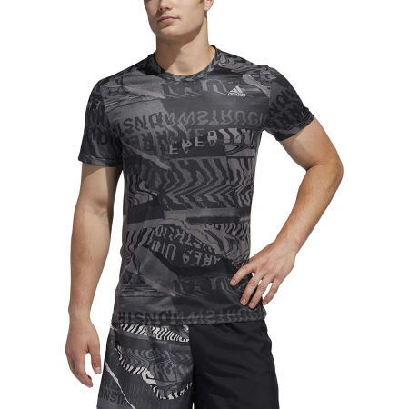 Men's running T-shirt - adidas OWN THE RUN TEE - 13