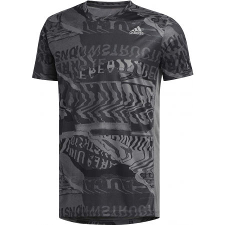Men's running T-shirt - adidas OWN THE RUN TEE - 11