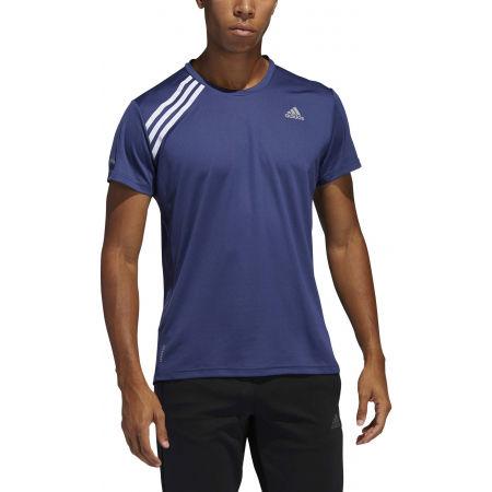 Pánske bežecké tričko - adidas OWN THE RUN TEE - 3