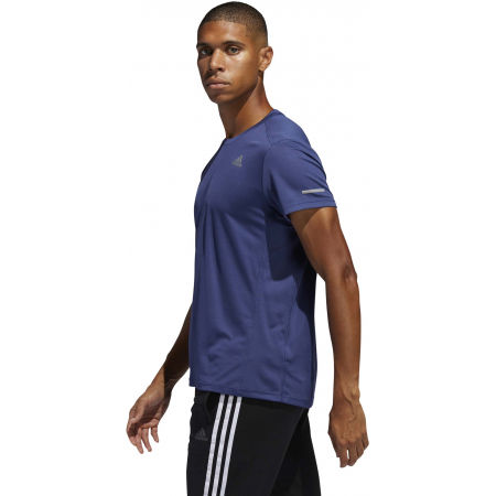 Pánske bežecké tričko - adidas OWN THE RUN TEE - 5