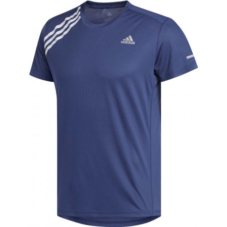 Pánske bežecké tričko - adidas OWN THE RUN TEE - 1