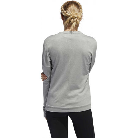 Dámske tričko s dlhým rukávom - adidas RESPONSE CREW W - 7