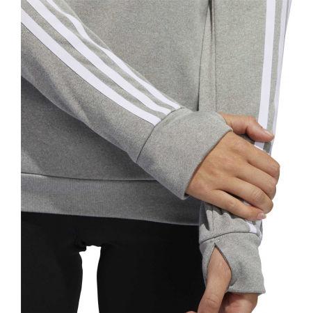 Dámske tričko s dlhým rukávom - adidas RESPONSE CREW W - 8